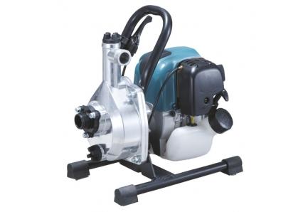 Мотопомпа Makita EW1050HXМотопомпы<br>Мотопомпа Makita EW1050HX предназначена для работы с чистой водой. Широко используется на садовых участках и приусадебных хозяйствах. Подходит для ухода за прудом или бассейном, организации полива или орошения растений. Бензиновый 4-х тактный двигатель объемом 24.5 куб.см. отличается низким уровнем выхлопа. Широкие ножки обеспечивают устойчивость агрегата на любой поверхности.<br>