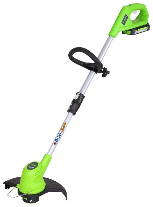 Триммер Greenworks G24LT30 2100107 24V Basic