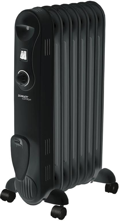 Масляный радиатор Scarlett SC 21.1507 S2B