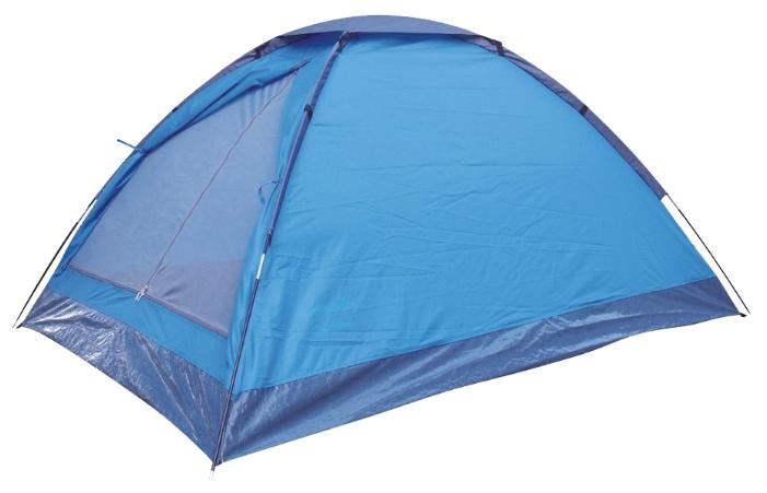 Палатка Green Glade Duodome (Monodome)Палатки<br><br><br>Тип: палатка<br>Назначение: трекинговая<br>Материал: полиэстер (180T 60D PU)/полиэтилен (tarpaulin)<br>Количество мест: 2