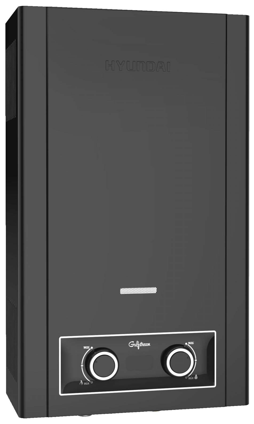 Водонагреватель Hyundai H-GW1-AMBL-UI306Водонагреватели<br>- Два контрастных цветовых решения: черный металлик и безупречно-белый<br>- Конструкция и компоненты соответствуют наивысшим Европейским стандартам<br>- Медный теплообменник Copper - Pure<br>- Электронный розжиг<br>- Интеллектуальная система управления с LED-дисплеем<br>- Система самодиагностики с выводом ошибок на дисплей<br>- Горелка из нержавеющей стали<br>- Комплексная система безопасности 4D-Guard: датчик тяги, температурный ограничитель &amp;#40;вода&amp;#41;, предохранительный клапан, ионизационный стержень<br>- Разработано для эксплуатации в России<br><br>Безопасность пользователя ...<br><br>Тип водонагревателя: проточный<br>Способ нагрева: газовый<br>Производительность, л/мин: 10<br>Максимальная температура нагрева воды (°С): +60<br>Номинальная мощность(кВт): 20<br>Управление: электронное