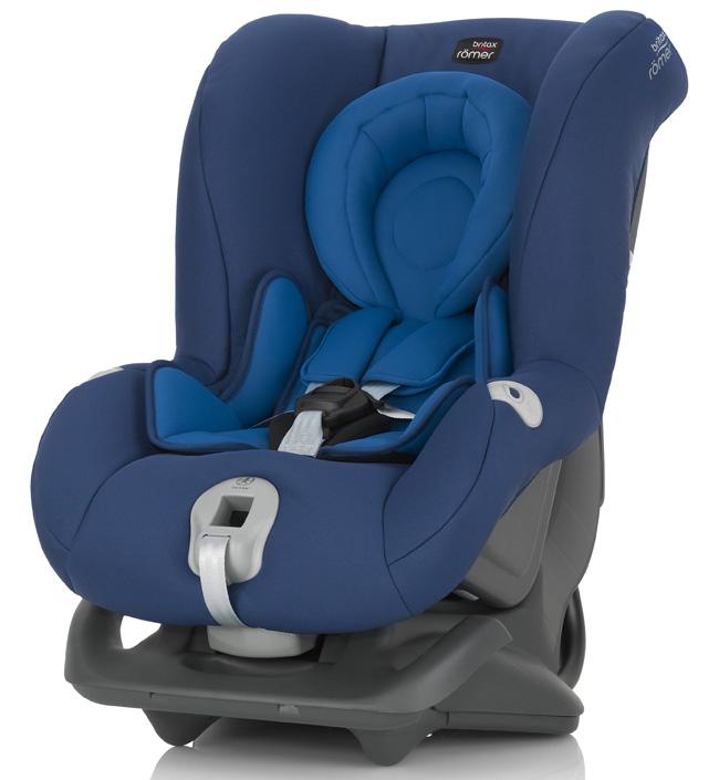 Детское автокресло Britax Romer First Class Plus Ocean Blue