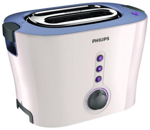 Тостер Philips HD 2630/40Тостеры и минипечи<br>Philips HD 2630 это тостер с широкими и глубокими слотами и функцией автоматического центрирования для равномерно поджаренных золотистых тостов из толстых и тонких ломтиков. В тостере есть подставка для подогревания булочек и круассанов. Слоты с автоцентрированием вмещают и толстые, и тонкие ломтики и гарантируют равномерное поджаривание. Кнопка разморозки позволяет размораживать и поджаривать хлеб за один прием, а кнопка разогрева подогревает остывший хлеб, или подрумянивает уже поджаренный. Корпус тостера не будет нагреваться.<br><br>Тип: тостер<br>Тип управления: Механическое<br>Количество отделений: 2<br>Количество тостов: 2