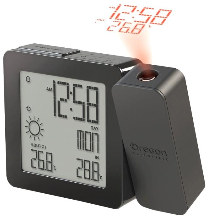 Метеостанция Oregon Scientific BAR368P BlackПогодные станции<br><br><br>Тип: метеостанция<br>Измерение температуры: на улице