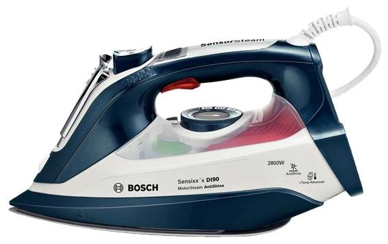 Паровая станция Bosch TDI 902836AУтюги и гладильные системы<br><br>