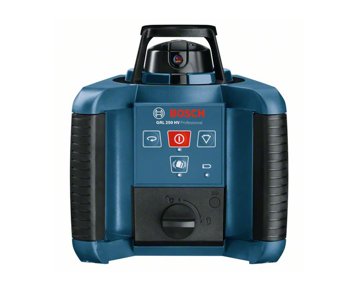 Ротационный лазерный нивелир Bosch GRL 250 HV [0601061600]Измерительные инструменты<br><br>