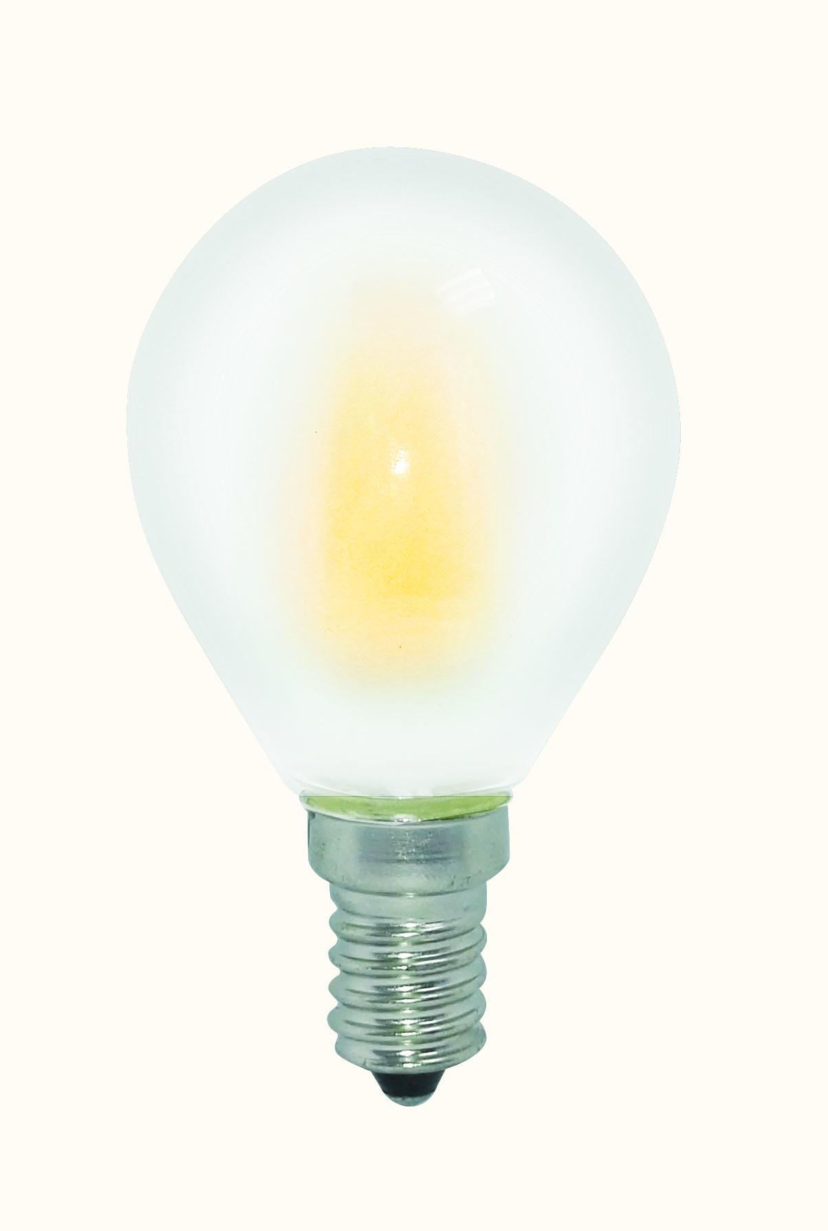 Светодиодная лампа Виктел BK-14W5G45 Frosted Шар