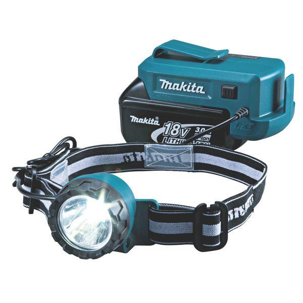 Фонарь Makita BML800 (STEXBML800)Фонари<br><br><br>Напряжение аккумулятора: 14.4/18 В<br>Вес: 0.58 кг