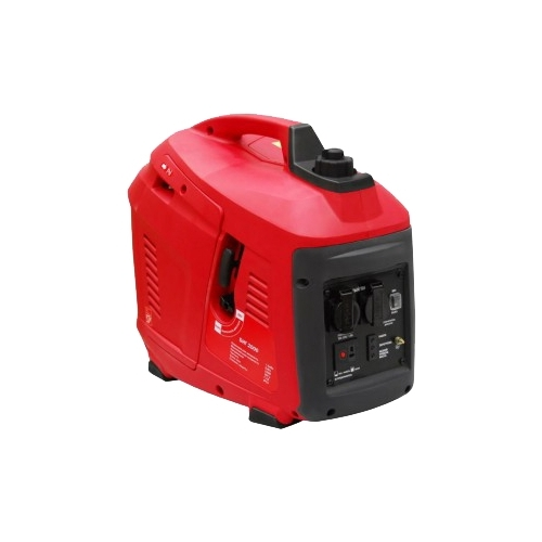 Электрогенератор Elitech БИГ 2000Электрогенераторы<br>Бензиновый генератор инверторного типа ELITECH БИГ 2000 используется для выработки переменного тока 220 В. Система индикации предупреждает о перегрузках, низком уровне масла, а также сигнализирует о нормальной работе. Генератор имеет две розетки 220 В, одновременно может быть подключено два потребителя. Комплект для зарядки аккумулятора может пригодиться автомобилистам на природе или на даче.<br>