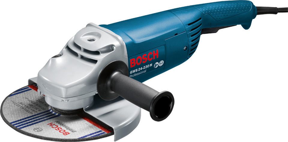 Угловая шлифмашина Bosch GWS 24-230 H [0601884103]Шлифовальные и заточные машины<br><br>