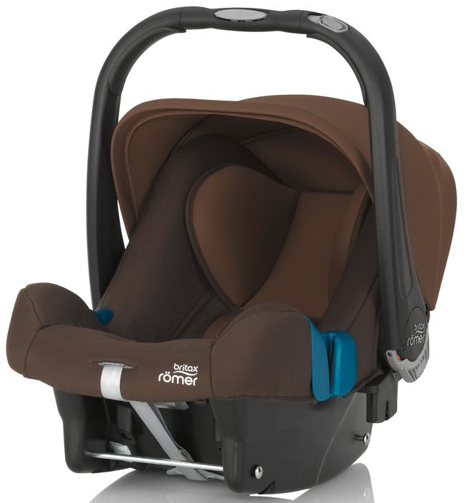 Детское автокресло Britax Romer Baby-Safe Plus SHR II Wood Brown