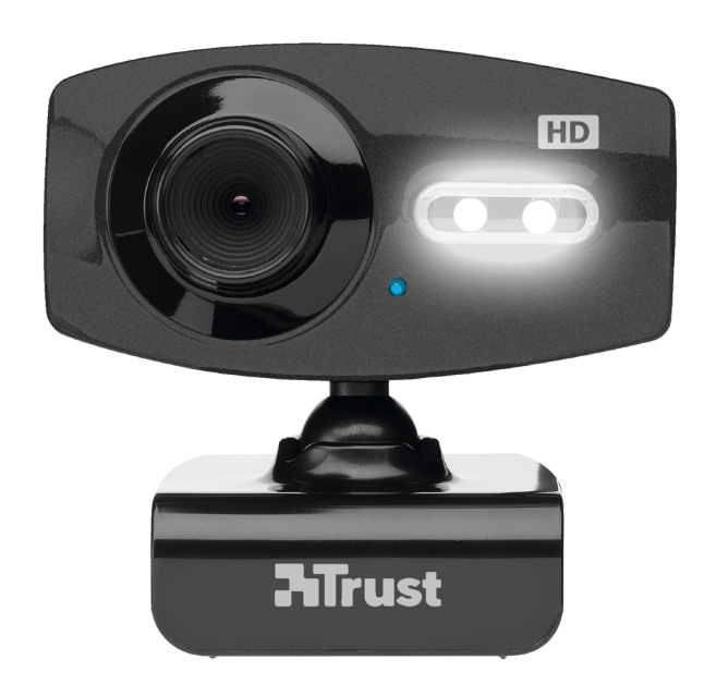 Веб камера Trust eLight Full HD 1080p Webcam (17676)