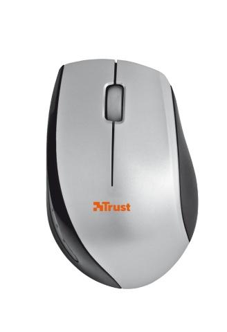 Компьютерная мышь Trust Isotto Wireless Mini Mouse Silver USB (17233)Компьютерные мыши<br>Trust Isotto Wireless Mini Mouse — компактная беспроводная оптическая мышь с разрешением 800 dpi и встроенным микроприемником.<br><br>Основные характеристики:<br>- Технология 2.4 ГГц для более мягкого перемещения, рабочий радиус 8 метров и более длительная работа на одном заряде батареи<br>- Ультра компактный USB приемник: вставьте его один раз и никогда не доставайте<br>- Благодаря компактной конструкции мышь занимает мало места в сумках для ноутбуков<br>- Просто подключите и начинайте работу: не требуется установка драйверов<br><br>Системные требования:<br>- Windows 7, Vista или XP<br>- Mac на Intel с Mac...<br>