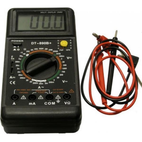 Мультиметр Ресанта DT 890 B+Измерительные инструменты<br><br>