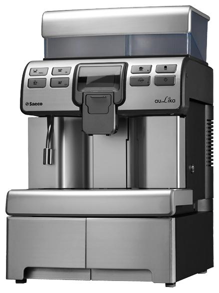 Кофемашина Saeco Aulika TOP RIКофеварки и кофемашины<br><br><br>Тип используемого кофе: Зерновой<br>Мощность, Вт: 1400<br>Объем, л: 4<br>Встроенная кофемолка: Есть<br>Емкость контейнера для зерен, г  : 1000<br>Одновременное приготовление двух чашек  : Есть<br>Контейнер для отходов  : Есть<br>Съемный лоток для сбора капель  : Есть
