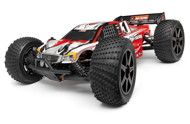 Трагги HPI Trophy Truggy Flux Brushless 4WD