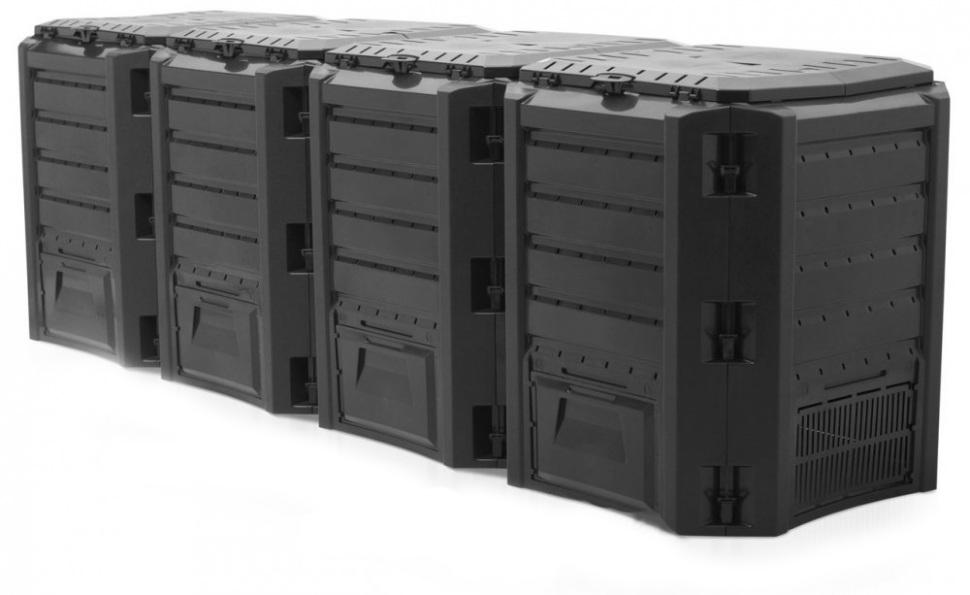 Компостер Module IKSM1600C-S411Садовые компостеры<br><br><br>Тип: компостер<br>Объем, л: 1600