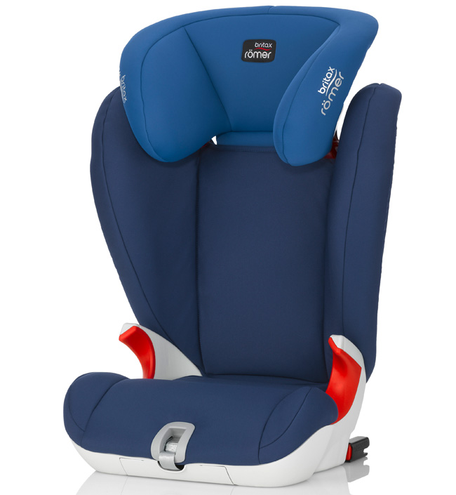 Детское автокресло Britax Romer Kidfix SL Ocean BlueДетские автокресла<br>KIDFIX SL - это автокресло группы 2-3 &amp;#40;для детей от 15 до 36 кг&amp;#41;, которое растет вместе с вашим малышом. <br><br>Кресло удобно и легко в использовании! <br><br>Особенности: <br>- Установка по направлению движения автомобиля &amp;#40;для детей от 15 до 36 кг&amp;#41;<br>- Система Isofix на ремнях &amp;#40;Soft Latch&amp;#41; обеспечивает прямое соединение с точками Isofix автомобиля<br>- V-образная спинка обеспечивает максимальное прилегание по мере роста ребенка<br>- Глубокие, высокие и мягкие боковины для оптимальной защиты от боковых ударов<br>- Интуитивно понятно расположенные направляющие ремня безопасности<br>- Установка...<br>