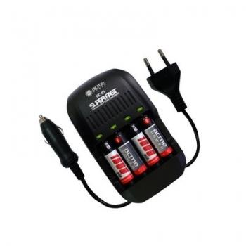 Зарядное устройство AcmePower AP RC-15 + 4шт AA 2700mAhАккумуляторы и з/у<br><br><br>Комплектация: 4шт AA 2700mAh