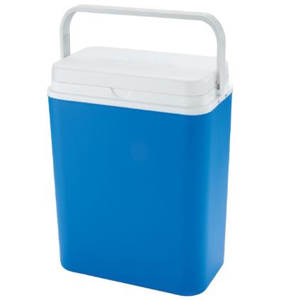 Термобокс Green Glade 4035 BlueТермосумки<br>Термобокс изотермический 30 л. &amp;#40;арт. 4035&amp;#41; это пластиковый контейнер который поможет сохранить продукты свежими даже в жару. <br>Контейнер имеет изотермический корпус, что не дает находящимся внутри напиткам и продуктам нагреться до окружающей температуры.<br>У этой модели не большой внутренний объем 10 литров, что делает её мобильной и компактной при поездках на природу.<br>С использованием дополнительных аккумуляторов холода, этот изотермический контейнер поможет держать продукты и напитки охлажденными до 24 ч.<br><br>Тип: термобокс<br>Объем, л: 10<br>Материал: корпус с наполнением из полиуретана