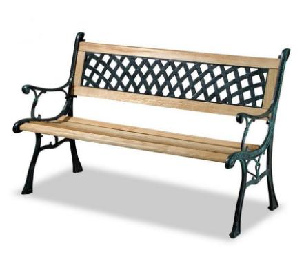Садовая скамейка Green Glade К001Мебель для сада<br><br><br>Тип: скамейка