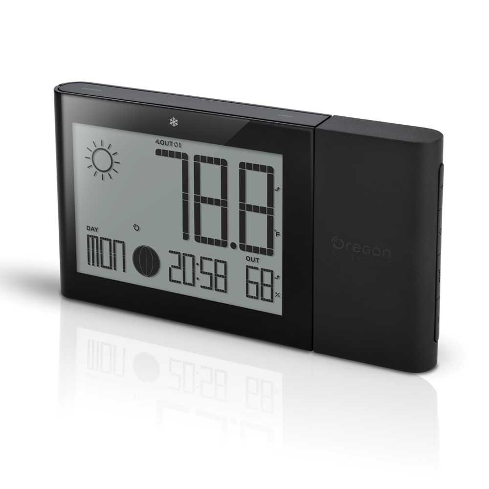 Метеостанция Oregon Scientific BAR268HG BlackПогодные станции<br><br><br>Тип: метеостанция<br>Измерение температуры: на улице<br>Измерение влажности: в помещении и на улице