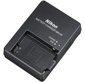 Зарядное устройство Nikon MH-24 для EN-EL 14Аккумуляторы и з/у<br><br>