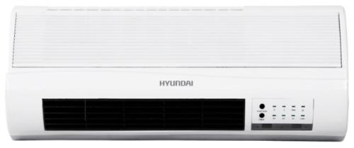 Термовентилятор Hyundai H-FH2-20-UI887Обогреватели<br><br><br>Тип: термовентилятор<br>Максимальная мощность обогрева: 2000 Вт<br>Площадь обогрева, кв.м: 25<br>Вентилятор : есть<br>Управление: электронное<br>Таймер: есть<br>Пульт ДУ: есть<br>Выключатель со световым индикатором: есть<br>Настенный монтаж: есть<br>Напряжение: 220/230 В
