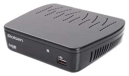 Цифровой ТВ тюнер Rolsen RDB-514A