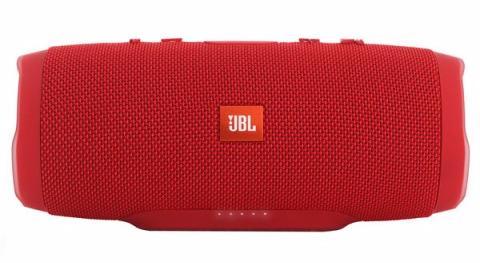 Акустическая система JBL Charge 3 RedАкустические системы<br><br><br>Состав комплекта: портативное аудио<br>Количество полос: 1<br>Мощность, Вт: 2x10<br>Диапазон воспроизводимых частот: 65 - 20000 Гц