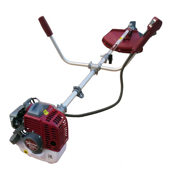 Триммер Expert Grasshopper 26 SГазонокосилки и триммеры<br><br><br>Тип: триммер<br>Тип двигателя: бензиновый, двухтактный<br>Ширина скашивания, см: 26<br>Мощность двигателя (Вт): 740<br>Мощность двигателя (л.с.): 1