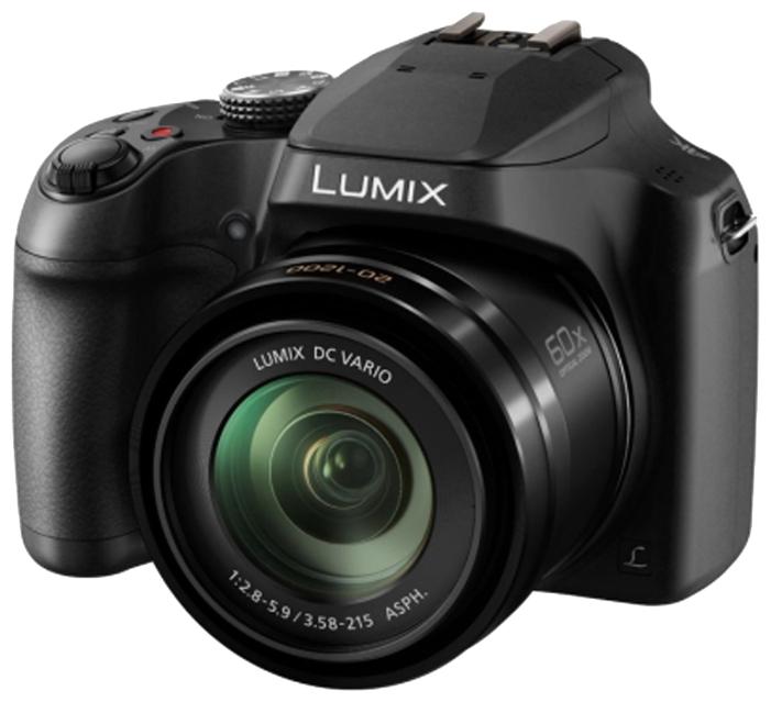 Цифровой фотоаппарат Panasonic Lumix DC-FZ82EE-KЦифровые фотоаппараты<br><br><br>Тип: Цифровой Фотоаппарат<br>Стабилизатор изображения: Оптический<br>Цвет: Чёрный<br>Кроп фактор: 5.62<br>Размер матрицы: 1/2.3<br>Чувствительность: 80 - 3200 ISO, Auto ISO