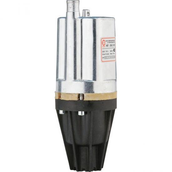 Электрический насос Калибр НВТ-360/10П 10мНасосы<br>Погружной колодезный насос Калибр НВТ-360/10П предназначен для выкачивания чистой воды из колодцев, скважин, емкостей и любых других источников диаметром более 98 мм. Используется в загородных домах или на приусадебных участках для организации системы индивидуального водоснабжения или системы орошения. Насос оборудован системой термозащиты - отключается при перегреве. Заборная нижняя часть корпуса выполнена из пищевого пластика. Производительность аппарата составляет 18 литров в минуту при максимальной высоте подачи воды до 70 метров.<br><br>Глубина погружения: 10 м<br>Максимальный напор: 70 м<br>Потребляемая мощность: 360 Вт<br>Качество воды: чистая<br>Установка насоса: вертикальная