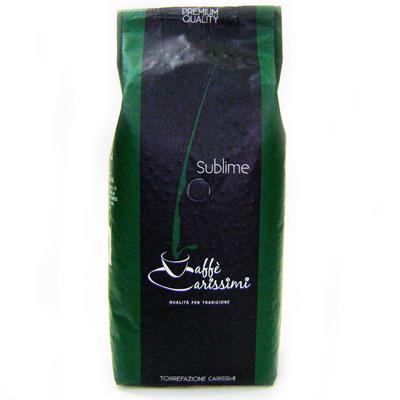 Кофе в зернах Caffe Carissimi Sublime 1 кгКофе и чай<br><br>