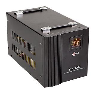Стабилизатор Эра STA-3000Стабилизаторы напряжения<br><br><br>Тип: стабилизатор напряжения