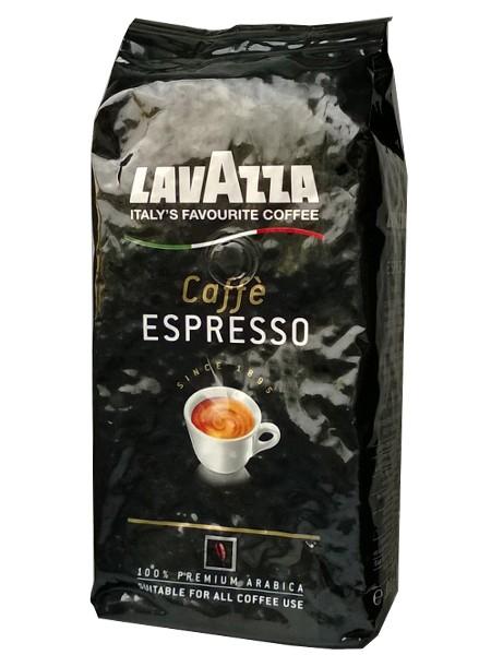 Кофе в зернах Lavazza Espresso 500 гКофе, какао<br>Кофе Lavazza Espresso в зернах представляет собой утонченную смесь из 100% арабики, выращенной на плантациях Центральной Америки и Африки. Медленная средняя обжарка кофейных зерен раскрывает отменно сбалансированный насыщенный вкус со слегка характерной горчинкой. Смесь характеризуется утонченным, манящим ароматом. Вакуумная упаковка объемом 500 гр обеспечивает сохранность вкусовых качеств итальянского кофе Лавацца Эспрессо.<br><br>Тип: кофе в зернах<br>Обжарка кофе: средняя<br>Кофеин: С кофеином<br>Состав: 100% Арабика<br>Дополнительно: 100% Арабика