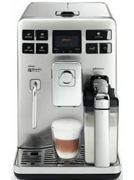 Кофемашина Saeco Exprelia DGT SS HD 8856/08Кофеварки и кофемашины<br>Большой ЖК-дисплей. Расположенные вокруг него семь кнопок позволяют приготовить разнообразные виды кофе всего одним прикосновением. Особенно практичен интегрированный съемный кувшин молока. Его просто хранить в холодильнике и легко чистить после использования. Керамические жернова с регулировкой степени помола обеспечивают ровный и качественный помол кофейных зерен.<br><br>- Система «Быстрый пар» гарантирует, что кофемашина немедленно готова к работе, независимо от того, что необходимо — пар для приготовления вкусной молочной пены или давление...<br><br>Мощность, Вт: 1500<br>Объем, л: 1,6<br>Емкость контейнера для зерен, г  : 300<br>Одновременное приготовление двух чашек  : Есть