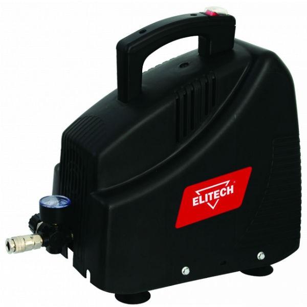 Компрессор Elitech КПБ 160+3КВоздушные компрессоры<br>Компрессор воздушный ELITECH КПБ 160&amp;#43;3К предназначен для обеспечения работы различного пневмоинструмента.<br> <br>Особенности:<br>- Компактные габариты;<br>- Возможность регулировки и контроля давления на выходе;<br>- Чистый без примесей воздух на выходе;<br>- Стандартный разъем «Рапид».<br><br>Тип компрессора: автомобильный<br>Максимальное давление : 8 бар