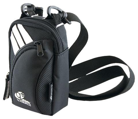 Чехол Acropolis АТ-2Сумки, рюкзаки и чехлы<br><br><br>Тип: чехол<br>Описание : горизонтальное крепление на пояс, закрывается на «молнию», карман для карт памяти.<br>Внешний карман: есть