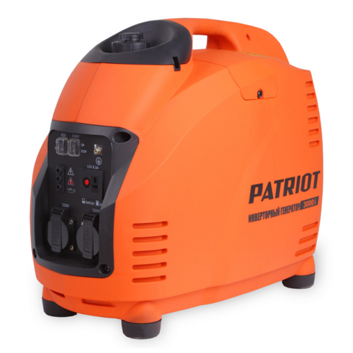 Электрогенератор Patriot 3000iЭлектрогенераторы<br><br>