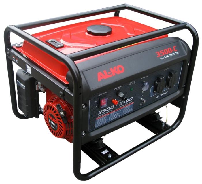 Электрогенератор AL-KO 3500-C