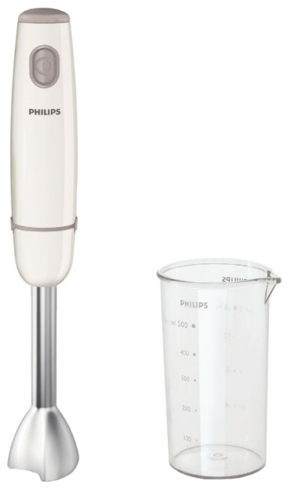 Блендер Philips HR 1604/00Блендеры, миксеры и ломтерезки<br><br><br>Тип : погружной блендер<br>Мощность, Вт: 550<br>Управление: Механическое