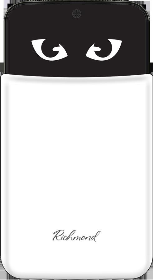 Мобильный телефон BQ BQS-4550 Richmond WhiteМобильные телефоны<br><br>