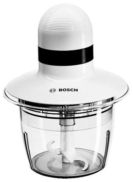 Измельчитель Bosch MMR 08 A 1Блендеры, миксеры и ломтерезки<br><br><br>Тип : измельчитель<br>Мощность, Вт: 400<br>Управление: Механическое
