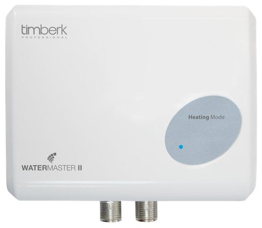 Водонагреватель Timberk WHE 8.0 XTN Z1Водонагреватели<br>Электрический проточный водонагреватель Timberk WHE 8.0 XTN Z1 можно использовать для обслуживания нескольких точек водоразбора. Прибор оснащен спиральным нагревательным элементом мощностью 8 кВт, обеспечивающим быстрый нагрев воды. Защита от перегрева и работы без воды предотвращает выход водонагревателя из строя. Также предусмотрена защита прибора от избыточного давления воды.<br><br>Тип водонагревателя: проточный<br>Способ нагрева: электрический<br>Производительность, л/мин: 5.6<br>Номинальная мощность(кВт): 8