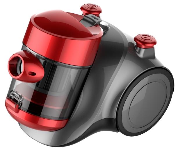 Пылесос Midea VCC35A01KПылесосы<br><br><br>Тип: Пылесос<br>Потребляемая мощность, Вт: 1500<br>Мощность всасывания, Вт: 280<br>Тип уборки: Сухая<br>Регулятор мощности на корпусе: Нет<br>Длина сетевого шнура, м: 4.5<br>Фильтр тонкой очистки: Есть<br>Пылесборник: Циклонный фильтр<br>Емкостью пылесборника : 1.50 л