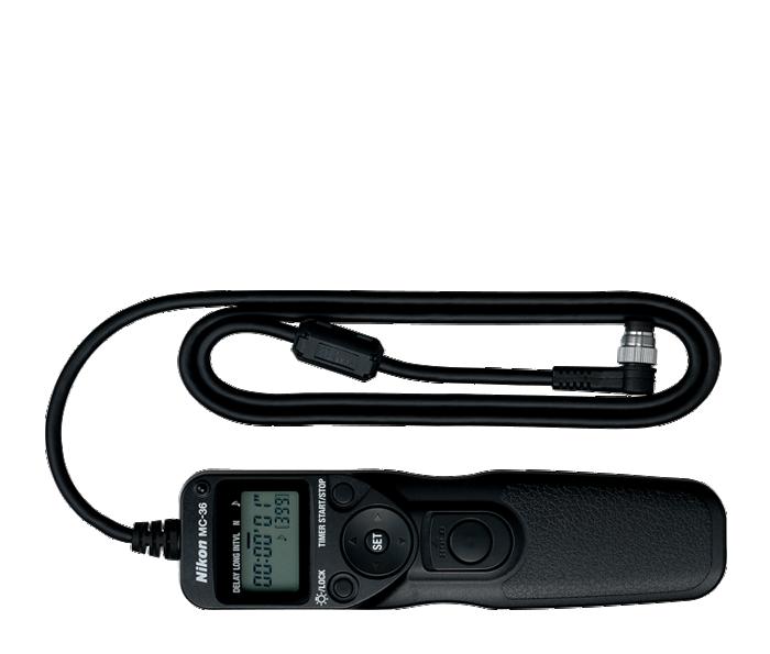 Кабель дистанционного управления Nikon MC-36ААксессуары для фототехники<br><br>