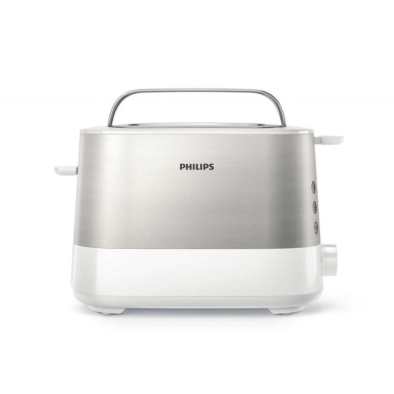 Тостер Philips HD 2637/00Тостеры и минипечи<br><br><br>Тип: тостер<br>Мощность, Вт.: 1050<br>Тип управления: Механическое<br>Количество отделений: 2<br>Количество тостов: 2