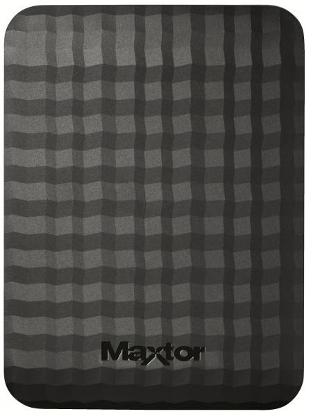 Внешний жесткий диск Seagate (Maxtor) M3 Portable 500GB STSHX-M500TCBM BlackВнешние жесткие диски<br><br><br>Форм-фактор: HDD 2.5<br>Объем, Гб.: 500<br>Подключение: USB 3.0<br>Размеры (ШхВхД): 112х82х17,5 мм<br>Вес : 141 г