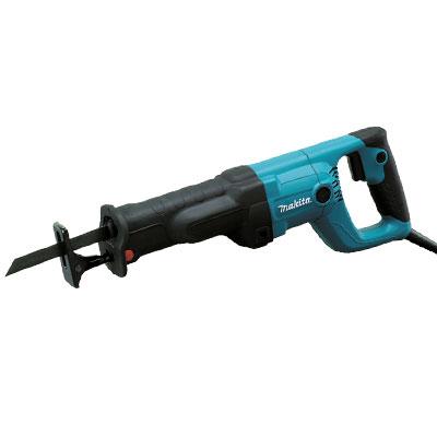 Сабельная пила Makita JR3050TПилы<br>Сабельная пила Makita JR 3050 T :<br><br>- Настройка скоростного режима для точной резки различных материалов<br>- Мощный мотор &amp;#40;1010 Вт&amp;#41; и небольшой вес обеспечивают удобство пользования<br>- Расчитанный на тяжелые условия работы упор с системой регулировки положения ножовочного полотна без помощи инструмента<br>- Замена ножовочного полотна без помощи инструмента<br><br>Тип: сабельная пила<br>Конструкция: ручная<br>Мощность, Вт: 1010<br>Функции и возможности: плавная регулировка скорости<br>Дополнительно: размер хода 28 мм. Число ходов в минуту 2.800
